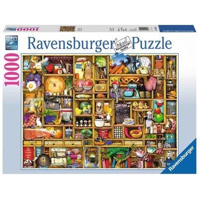 Ravensburger Ravensburger Puzzle 1000pc Kitchen Cupboard