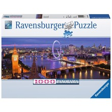 Ravensburger Ravensburger Puzzle 1000pc Panorama London at Night