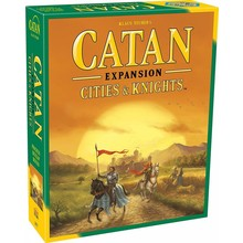 Catan Studios Catan Game Expansion: Cities and Knights