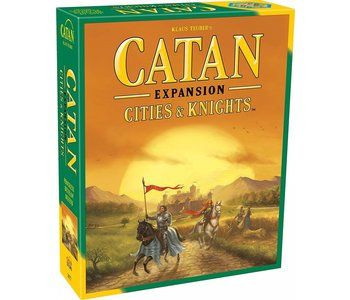 Catan Game Expansion: Cities and Knights