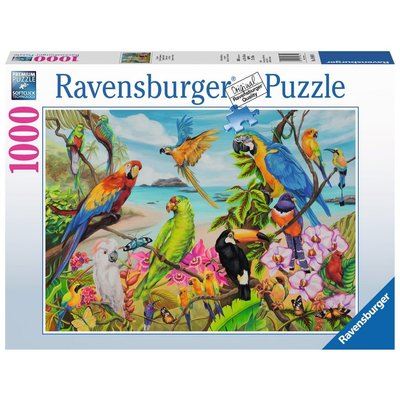 "Ravensburger Ravensburger Puzzle 1000pc The ""Coo"" au"