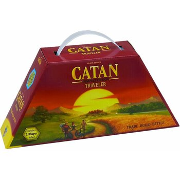 Mayfair Catan Game: Traveler Version