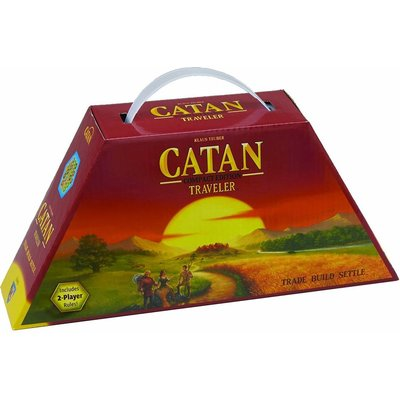 Catan Studios Catan Game: Traveler Version