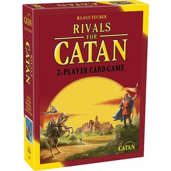 Mayfair Rivals for Catan Card Game