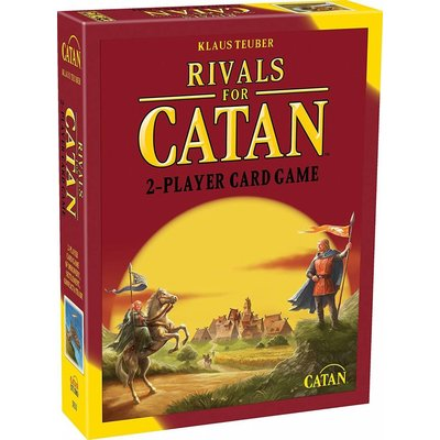 Catan Studios Rivals for Catan Card Game