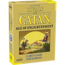 Mayfair Rivals for Catan Card Game Expansion: Age of Enlightenment