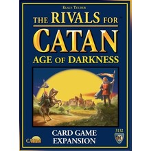 Mayfair Rivals for Catan Card Game Expansion: Age of Darkness