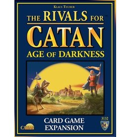 Catan Studios Rivals for Catan Card Game Expansion: Age of Darkness
