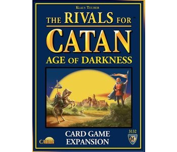 Rivals for Catan Card Game Expansion: Age of Darkness