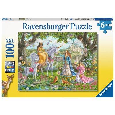 Ravensburger Ravensburger Puzzle 100pc Princess Party