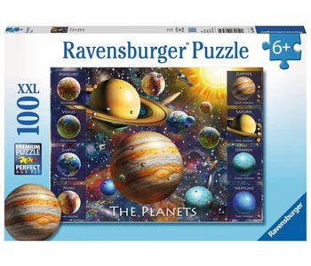 Ravensburger Puzzle 100pc The Planets