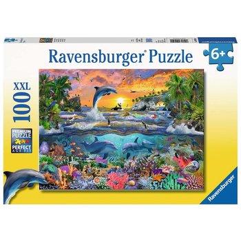 Ravensburger Puzzle 100pc Tropical Paradise