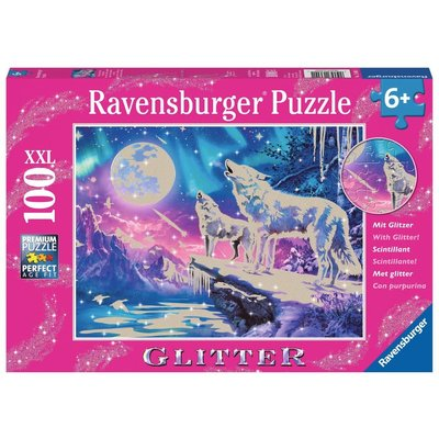 Ravensburger Ravensburger Puzzle 100pc Twilight Howl