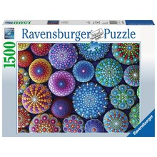 Ravensburger Ravensburger Puzzle 1500pc One Dot at a Time