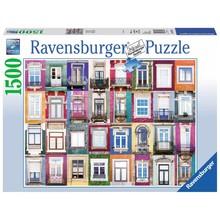 Ravensburger Ravensburger Puzzle 1500pc Portuguese Windows