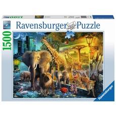 Ravensburger Puzzle 1500pc The Portal