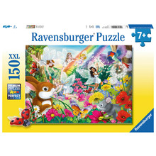 Ravensburger Ravensburger Puzzle 150pc Magical Forest Fairies