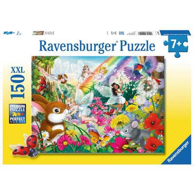 Ravensburger Ravensburger Puzzle 150pc Magical Forest Fairies