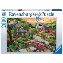 Ravensburger Ravensburger Puzzle 2000pc Enchanted Valley