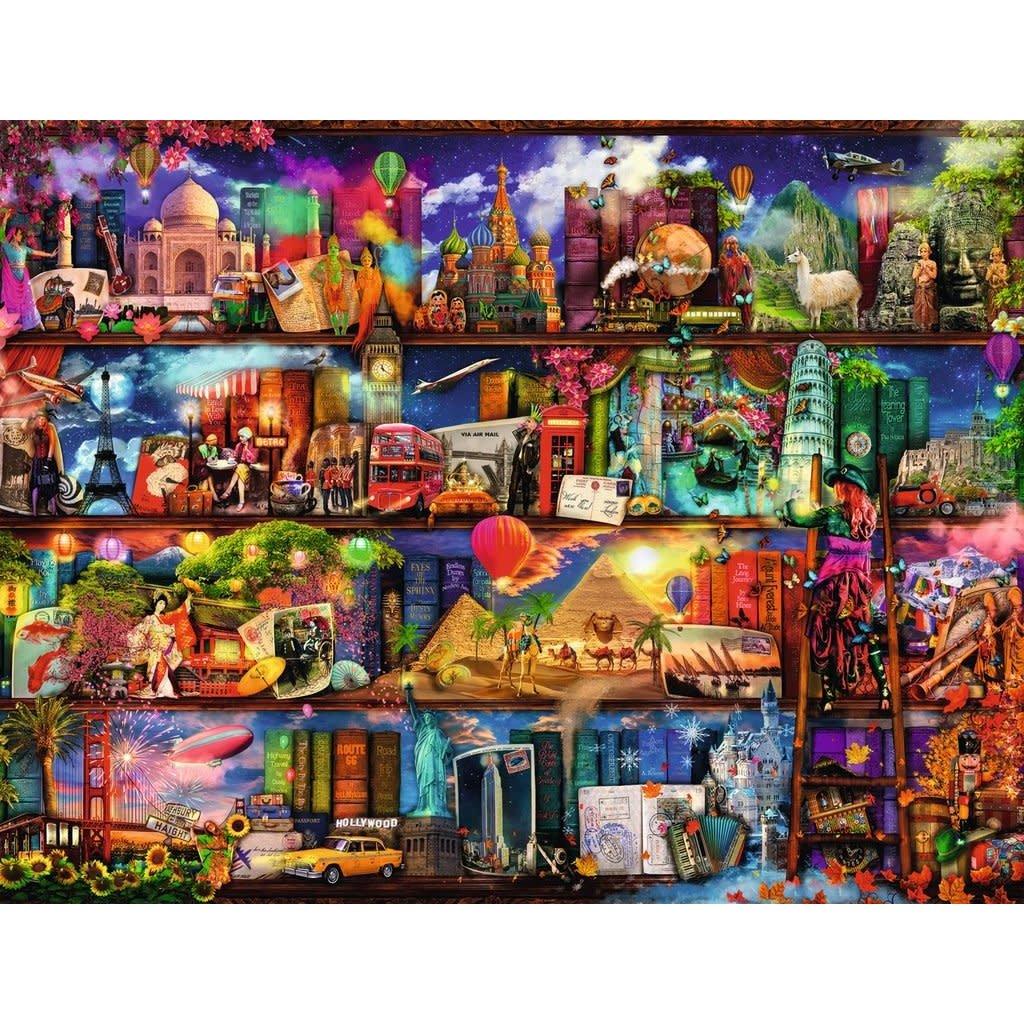 Ravensburger Puzzle 2000pc World of Books