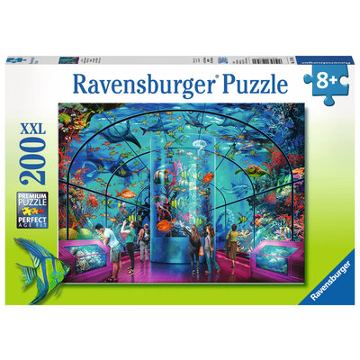 Ravensburger Ravensburger Puzzle 200pc Aquatic Exhibition