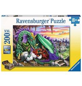 Ravensburger Ravensburger Puzzle 200pc Queen of Dragons