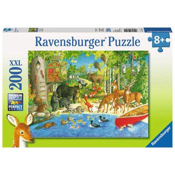 Ravensburger Puzzle 200pc Woodland Friends