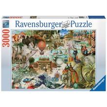 Ravensburger Ravensburger Puzzle 3000pc Oceania