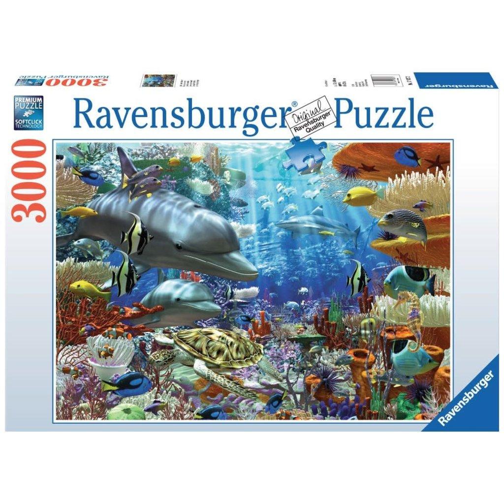 Ravensburger Puzzle 3000pc Oceanic Wonders
