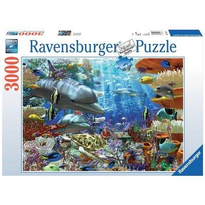 Ravensburger Ravensburger Puzzle 3000pc Oceanic Wonders