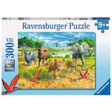 Ravensburger Ravensburger Puzzle 300pc African Animal Babies