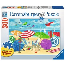 Ravensburger Ravensburger Puzzle 300pc Large Format Meet Me at the Beach