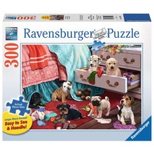 Ravensburger Ravensburger Puzzle 300pc Large Format Mischief Makers