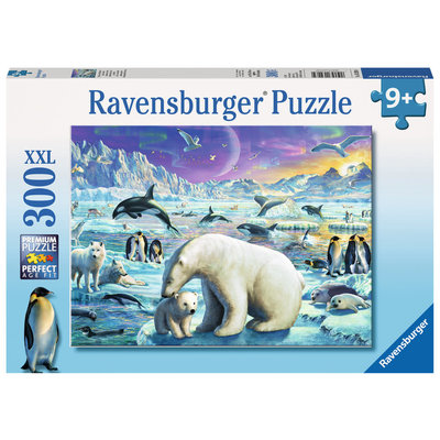 Ravensburger Ravensburger Puzzle 300pc Polar Animals