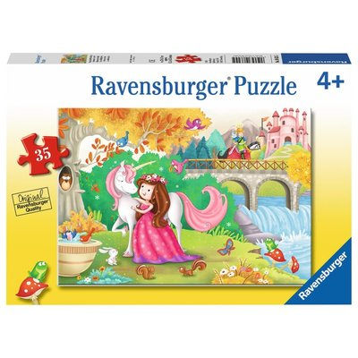 Ravensburger Ravensburger Puzzle 35pc Afternoon Away
