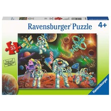 Ravensburger Ravensburger Puzzle 35pc Moon Landing