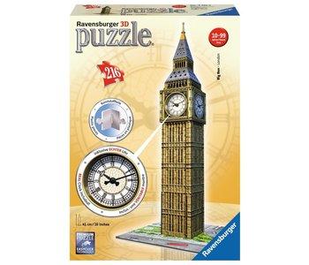 Ravensburger Puzzle 3D Big Ben With Clock