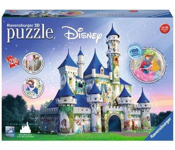 Ravensburger Puzzle 3D Disney Castle