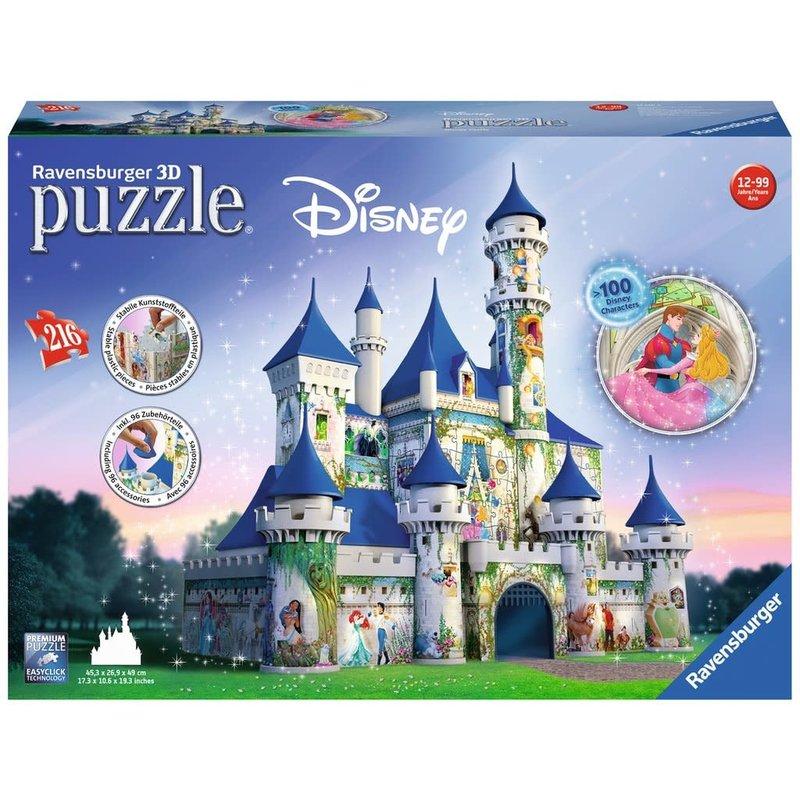 Ravensburger Ravensburger Puzzle 3D Disney Castle