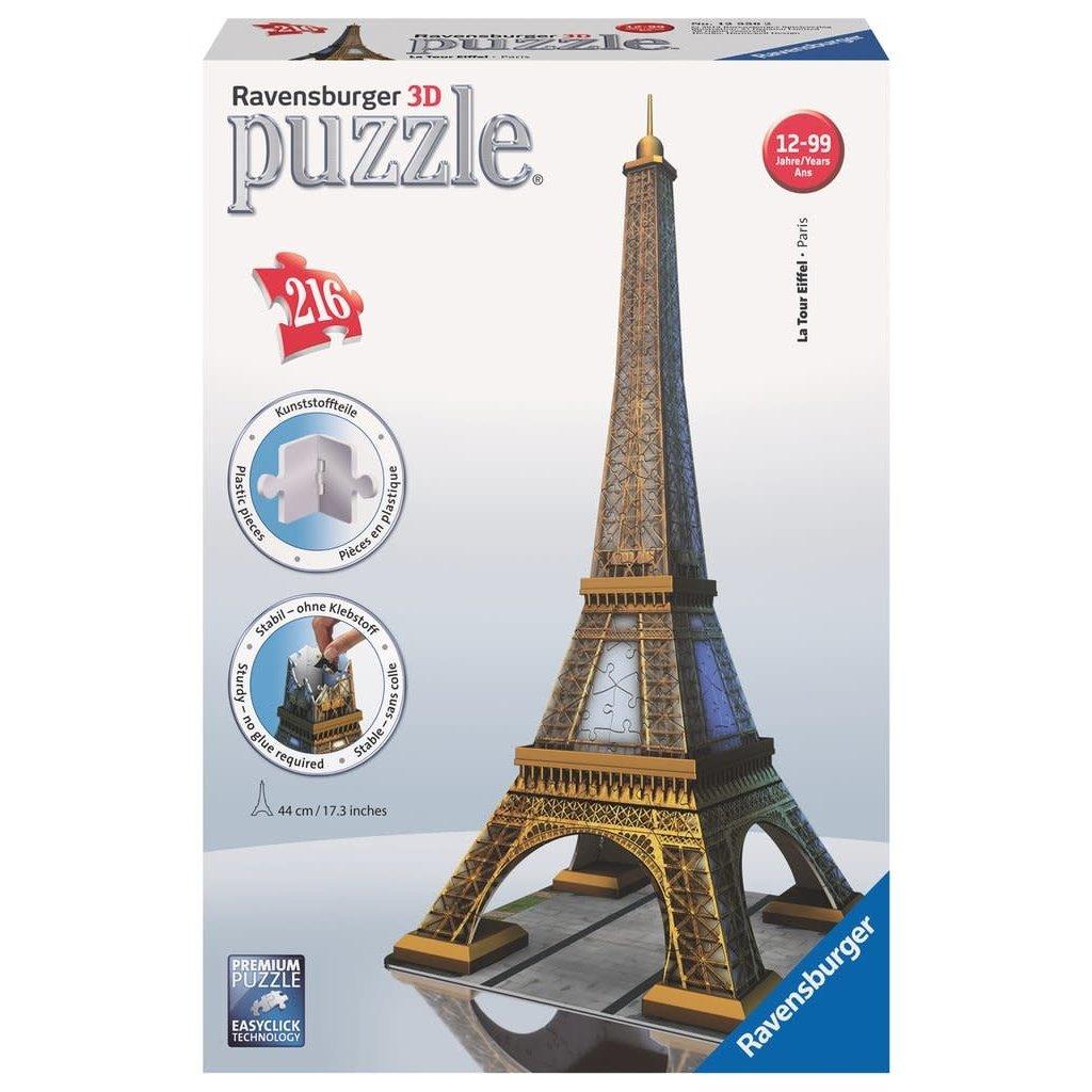 Ravensburger Puzzle 3D Eiffel Paris