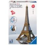 Ravensburger Ravensburger Puzzle 3D Eiffel Paris