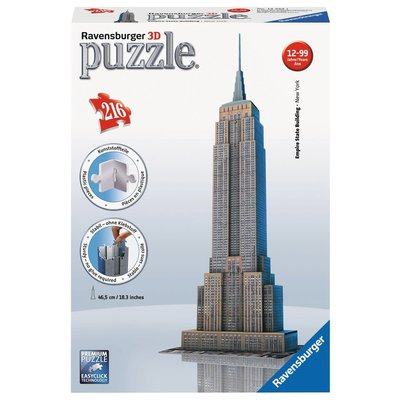 Ravensburger Ravensburger Puzzle 3D Empire State Building