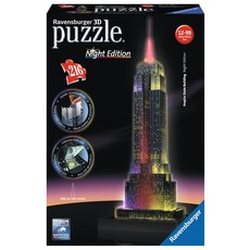 Ravensburger Puzzle 3D Empire State Night