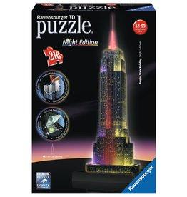 Ravensburger Ravensburger Puzzle 3D Empire State Night