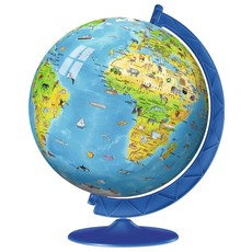 Ravensburger Puzzle 3D Globe Childrens