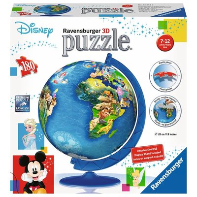 Ravensburger Ravensburger Puzzle 3D Globe Disney