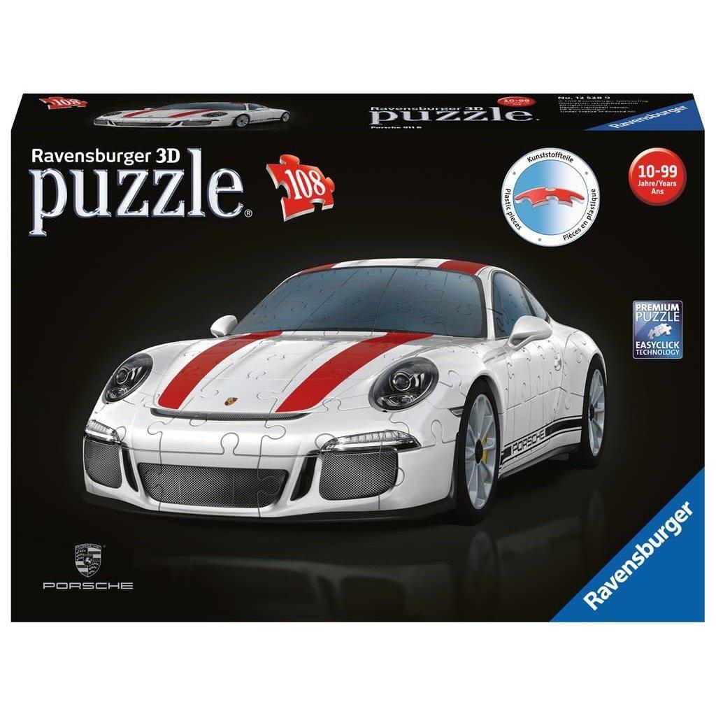 Ravensburger Puzzle 3D Porsche 911 R