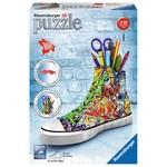 Ravensburger Ravensburger Puzzle 3D Sneaker Graffiti