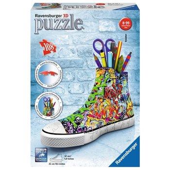 Ravensburger Puzzle 3D Sneaker Graffiti