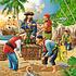 Ravensburger Puzzle 3x49pc Adventure on the High Seas